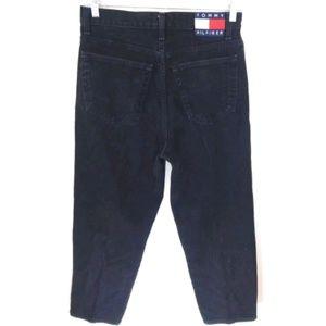 Tommy Hilfiger Faded Black Vintage Jeans
